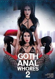 Goth Anal Whores